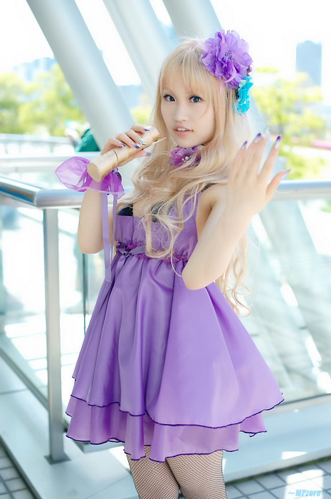 Macross Frontier Sherly Nome