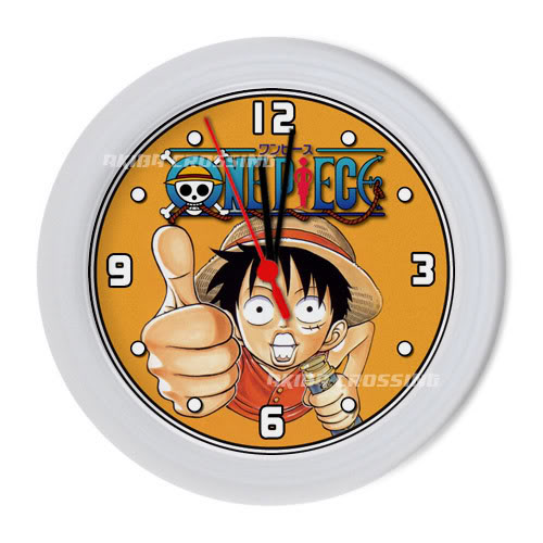 One_Piece_Clock